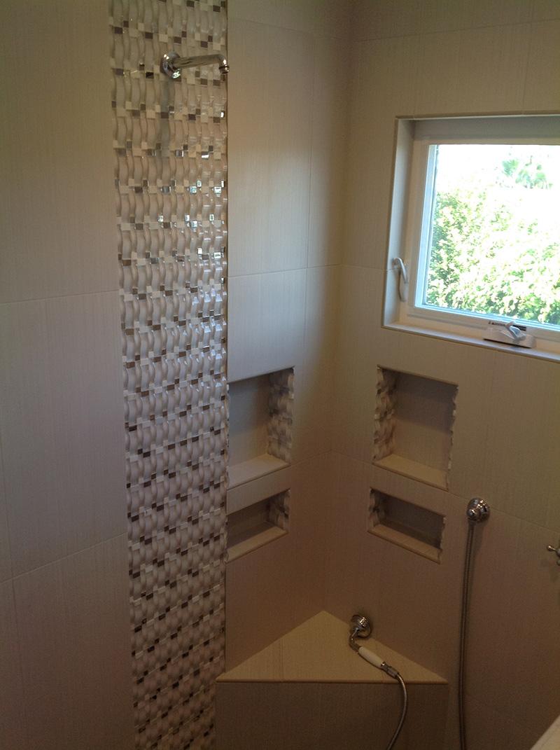 Bathroom remodel trinidad tile and granite img0149 dailygadgetfo Images